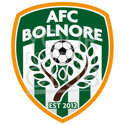 Bespoke Football Badge Design AFC Bolnore