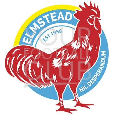 Bespoke Football Badge Design Elmstead