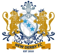 Football badge creator for New derby FC , design a football badge for New derby FC