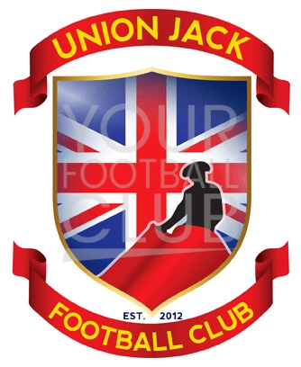 design a football badge-Bespoke_Football_Badge_Logo_Design_Union_Jack_FC_Badge