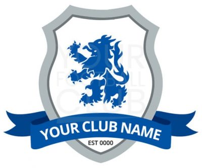 design a football badge-Football_Logo_Design_Badge_FB001_Blue_Silver_6