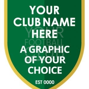 instant football club logo design ref fb007c in green