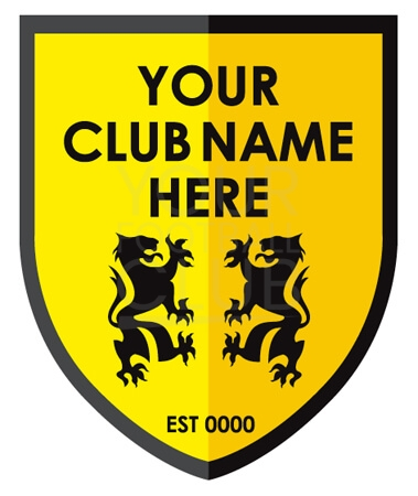 football club logo design, we only need your club name